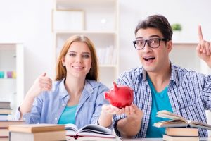 Being a student, focus on your savings to build a stress-free future